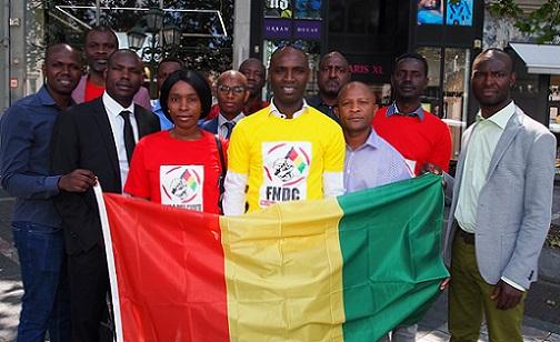 FNDC BELGIQUE / Appel du FNDC Belgique aux Guinéens en plusieurs langues nationales pour la défense de l'actuelle constitution.