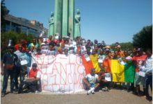 FNDC NANTES / Discours de la manifestation pacifique du 30 juin 2019 à Nantes du Front National pour la Défense de la Constitution de la République de Guinée
