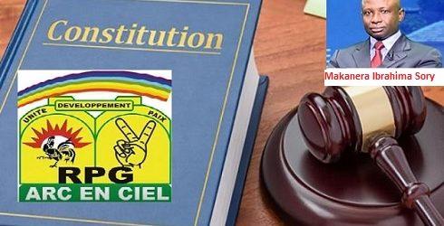 Nouvelle Constitution : Le RPG/France répond à Ibrahima Sory Makanera.