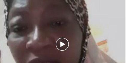 (VIDEO) Hadja Maimounatoulaye Conté/ Si Alpha Condé veut installer un patriarche (Kountigui), qu'il aille l'installer dans le pays de son père, mais pas en Basse Guinée.