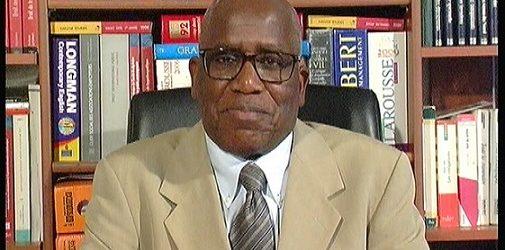 Le MANS : Malick SANKHON sur une télévision de Conakry nommée « ÉVASION ».
