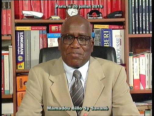 MISE au point : collectif Contre l'Impunité en Guinée(Conakry) (Mamadou Billo Sy Savané)