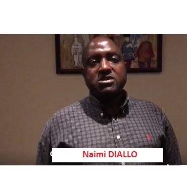 (VIDEO) Naimi Diallo du FNDC Belgique accuse Papa Koly Kourouma de corruption et tentative de corruption des Guinéens de Belgique afin qu'ils participent à la manifestation de soutien à la nouvelle constitution. Il menace de porter plainte.