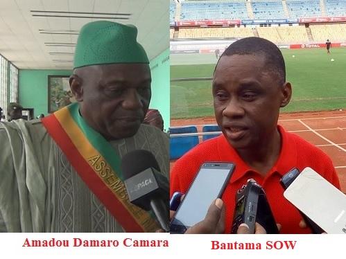 Quand l'attaque verbale contre Sidya Touré sert d'écran de fumée pour cacher les pillages de Damaro Camara et de Bantama Sow ! ( Cellule de réaction rapide de l'UFR France)