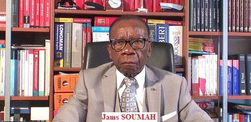 Le président Alpha Condé est un cancer dans le corps du peuple de Guinée. Je souhaite qu'ensemble, on extirpe ce cancer avant ma mort. J'en appelle à l'ensemble du peuple de Guinée et à son armée, de le chasser immédiatement avant qu'il ne détruise notre Nation.