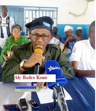 GUINEE / DECLARATION DE L'UFR RELATIVE A LA CONDAMNATION DE MONSIEUR ALIOUN BADRA KONE