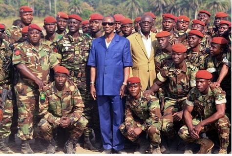 GUINÉE / Arrestations ethniques au sein de l'armée guinéenne. Les soussous et les forestiers seraient particulièrement visés.