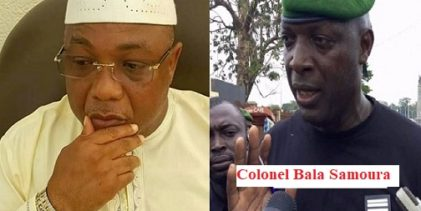 GUINEE / Baidy Aribot et le Colonel Bala Samoura déjà accusés d'être impliqués dans les massacres du 28 septembre 2009, sèment la terreur à Conakry.
