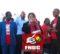 Forces vives-FNDC France / Manifestation du 26 octobre 2019 à la place du TROCADERO à Paris contre le troisième mandat d'Alpha Condé et les exactions qu'il inflige aux guinéens.
