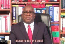 Mamadou Billo Sy Savané confirme son accusation sur la volonté d'Alpha Condé d'assassiner Sidya Touré et Cellou Dalein Diallo. Il parle de la milice privée de Mohamed Diané et demande aux patriotes civils et militaires de désobéir à tout ordre venant du gouvernement devenu illégitime et illégal.