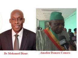 BOKÉ / Le ministre de la défense Mohamed Diané et le député Damaro Camara auraient exigé et obtenu des sociétés minières de Boké, de remplacer les camions des entrepreneurs locaux par leurs camions à eux !