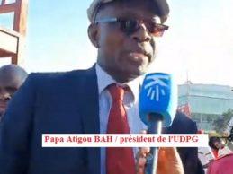 ET SI LE FNDC DEVENAIT LE FRONT NATIONAL POUR LE DÉPART D'ALPHA CONDÉ EN 2020 ? (Papa Attigou Bah)