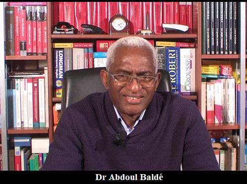 Massacres des manifestants:  Dr Abdoul Baldé accuse les mercenaires d'Alpha Condé, les miliciens de Malick Sankhon, ceux du ministre de la défense Mohamed Diané, les hommes du Colonel Ansoumane Camara Bafoé et les gendarmes du Colonel Balla Samoura avec l'aide de Baidy Aribot.