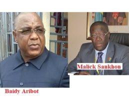 (AUDIO) Quand Baidy Aribot et Malick Sankhon achètent des jeunes pour insulter madame Marie Madeleine Dioubaté, la coordinatrice des Forces vives-FNDC France et Makanera Ibrahima Sory président du Collectif contre l'impunité en Guinée.