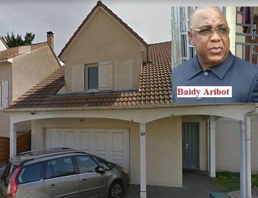 Manifestation chez Baidy Aribot en France / Le Collectif contre l'impunité en Guinée et les Forces vives-FNDC France appellent à une grande manifestation le samedi 14 décembre 2019 de 14h à 16h30.