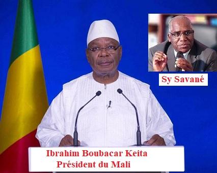 Le président malien « I.B.K. » était-il en état d'ébriété à Koulouba quad il soutenait le troisième mandat d'Alpha Condé ? (Par Mamadou Billo Sy Savané).