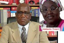 TOURÉ Aminata : brèves questions concernant l'INTERDICTION faite à l'opposition de marcher à KALOUM.