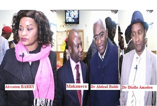 FNDC-EUROPE / Interviews de madame Aissatou Barry, Dr Abdoul Baldé et de Dr Diallo Alpha Amadou à Bruxelles le 23 février 2020 en marge de la réunion des antennes du FNDC-EUROPE.