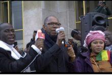 Le peuple de Guinée et le FNDC ne doivent plus manifester si ce n'est pas pour exiger le départ immédiat du président Alpha Condé et son système qui massacrent la population (Lamarana Petty DIALLO).