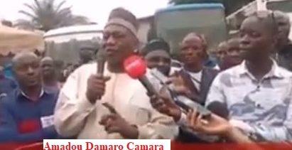 GUINEE – VIDEO / Amadou Damaro Camara, ce cancer qu'Alpha Condé a injecté dans l'administration guinéenne.