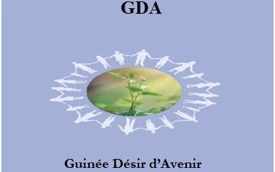 Guinée Désir d'Avenir (GDA)Un billet en contexte de violence.