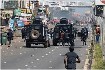 Guinée : Un référendum entaché de violences
