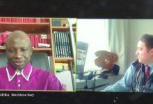 GUINEE / Signalement de crimes d'Etat à la CPI par le FNDC et la contre-attaque d'Alpha Condé devant l'Union européenne et la CPI / Makanera Ibrahima Sory pense qu'Alpha Condé se trompe de cible et de stratégie. Il dit également que l'inertie de la CPI face aux crimes commis en Guinée interpelle ( Par EuroMagh TV) !
