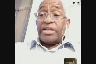 GUINEE-VIDEO / Dr Abdoul Baldé compare l'équipe d'Alpha Condé à celle d'Adolf Hitler (Paris le 7 juin 2020)