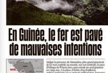 GUINEE / La mafia minière à ramifications internationales d'Alpha Condé. Une plainte pour corruption est déposée  par l'ONG SHERPA.