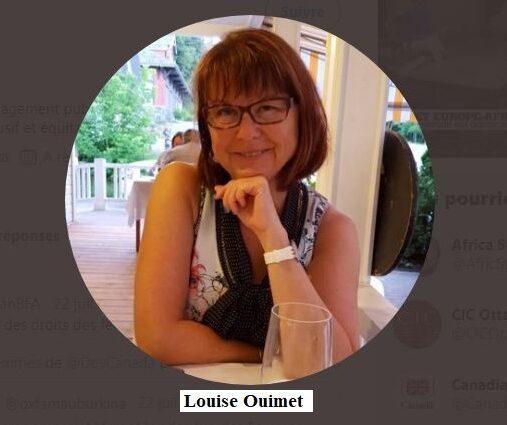 Louise Ouimet, ancienne ambassadrice du Canada au Mali / Quelques réflexions personnelles sur la situation au Mali ( Publié par Africa Study Group).