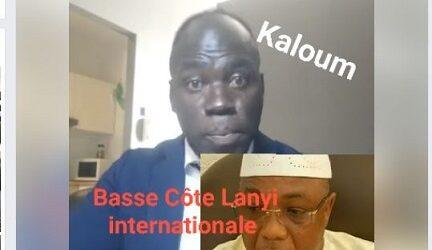 GUINEE/ Baïdy Aribot encore accusé de complicité d'enlèvement et de séquestration des jeunes de la Basse cote opposés au troisième mandat d'Alpha Condé.