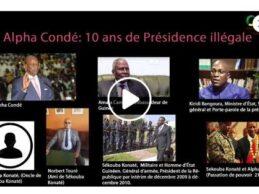 Scandale d'Etat /  Un enregistrement audio mettant en cause l'ambassadeur de Guinée en France et Kiridi Bangoura. Les deux ont affirmé devant le général Sékouba Konaté  qu'Alpha Condé lui doit son élection de 2010 car il n'était arrivé qu'en troisième position lors du premier tour du scrutin !