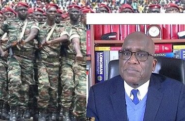 LETTRE N° 10: Adresse aux jeunes Patriotes en uniforme / Il faut CHASSER le président Alpha Condé par tous les moyens( Mamadou Billo SY SAVANÉ).