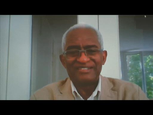 (VIDEO) Paris le 21 septembre 2020 / Dr Abdoul Baldé dénonce la gouvernance calamiteuse et criminelle du président Alpha Condé. Il en appelle au peuple, tout le peuple, y compris l'armée pour mettre fin à ce régime rétrograde.
