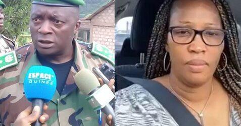 GUINEE / Le Général Ibrahima BALDE mis à nu et mis en garde suite à l'arrestation de Souleymane Condé.