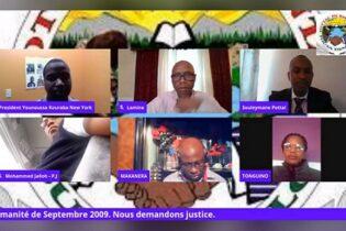 28 SEPTEMBRE 2009 – 28 SEPTEMBRE 2020 / LA COMMEMORATION DU ONZIEME ANNIVERSAIRE DES CRIMES CONTRE L'HUMANITE EN GUINEE