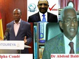 Faux complot / Alpha Condé et certains de ses proches en pleine préparation de faux complot pour tenter de salir l'intraitable Sidya Touré!