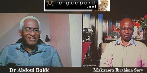 (VIDEO) Selon Dr Abdoul Baldé, la Guinée est sous tutelle de la mafia internationale représentée par Alpha Condé. La CEDEAO et l'UA font honte à l'Afrique. Pour la Guinée, il faut une insurrection populaire généralisée et soutenue par la partie républicaine de l'armée pour faire face aux mercenaires d'Alpha Condé.