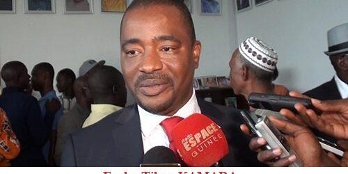 Tibou KAMARA n'est qu'un imposteur au service d'un autre (Par Saikou Yaya Barry)  Guinee114.com
