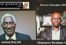 GUINEE/ Dr Abdoul Baldé dénonce le coup de force électoral d'Alpha Condé, les pillages de deniers publics et les crimes commis à Wanindara qu'il qualifie de génocide.