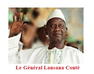 GUINEE / L'indécente célébration de Lansana Conté ( Par Ourouro Bah).
