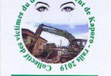 Lettre du collectif des victimes de Kaporo-Rails, Kipé 2 et Dimesse adressée au PDG de la Banque française  « Société Générale » dont la filiale en Côte d'Ivoire cherche à financer l'aménagement des terres illégalement spoliées.