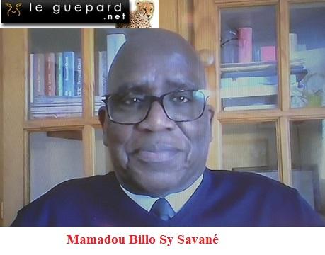 VIDEO) Selon Monsieur Sy Savané, Alpha Condé et son clan mafieux doivent être immédiatement chassés du pouvoir ! Il révèle les vrais raisons des démolitions des maisons des pauvres citoyens.