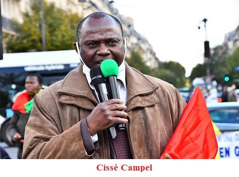 Entretien : Campel Cissé, activiste guinéen en France, à La Patrie News : « Le Sahara Occidental est le dernier territoire au monde militairement occupé » entretien réalisé par Mohamed Abdoun de Patrie News.