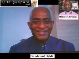 GUINEE / Selon Dr Abdoul Baldé, les graves violations constitutionnelles par le président Alpha Condé peuvent justifier la prise momentanée du pouvoir par l'armée sur le fondement de la constitution guinéenne et des textes de la CEDEAO.