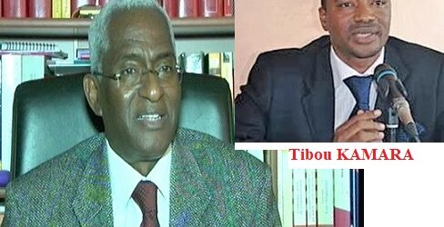 GUINEE / LES TURPITUDES DU PARVENU TIBOU KAMARA ( Par Dr Abdoul Baldé)