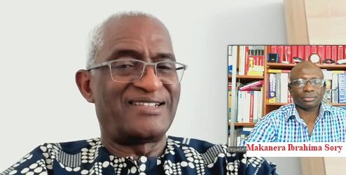 (VIDEO) Lors de cette interview sur «Leguepard.net»,  Dr Abdoul Baldé a justifié son appel à l'armée guinéenne de chasser le président Alpha Condé du pouvoir qu'il qualifie d'illégal et d'illégitime. Il a apporté son soutien aux prisonniers politiq