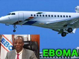 EBOMAF- Un groupe  à suivre par les Guinéens car, il se dit que les 5 avions du brigand de la République de Guinée (Alpha Condé) seraient exploités par ce groupe alors que la Guinée n'a pas un seul avion. Des enquêtes sont en cours.