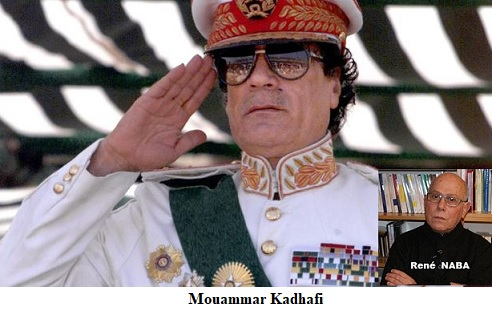 Libye An III post Kadhafi: Un incubateur de dictateurs (René Naba)