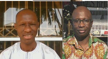 (VIDEO) Saikou Yaya DIALLO du FNDC et ex-prisonnier politique d'Alpha Condé s'exprime depuis le GHANA son pays d'asile.